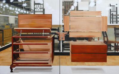 Thuy-Van Vu, 'American Dresser', 2014