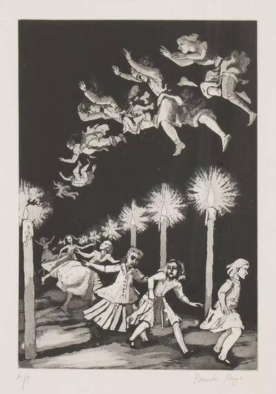 Paula Rego, 'How Many Miles to Babylon', 1989