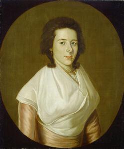William Jennys, 'Mrs. Asa Benjamin', 1795