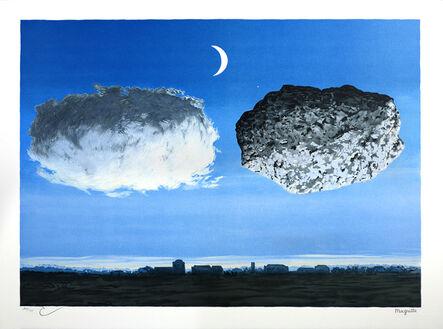 René Magritte, 'La Bataille de l'Argonne (The Battle of the Argonne)', 2004
