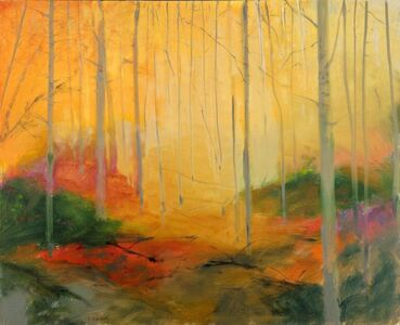 Don Resnick, 'Wet Autumn Wood'