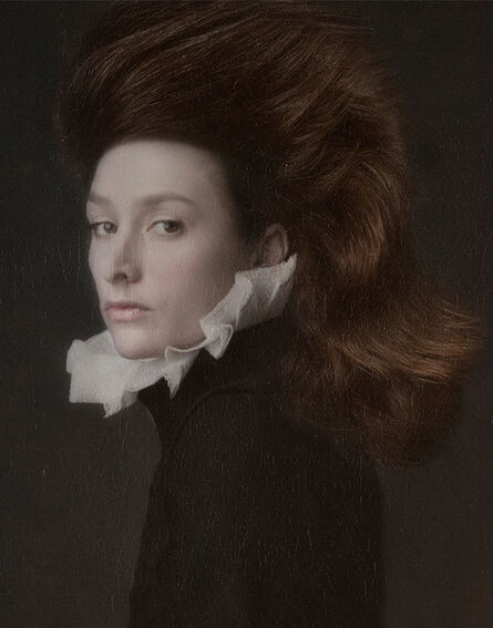 Isabelle Van Zeijl, 'Supermodel III', 2015
