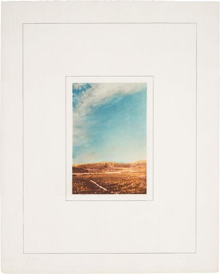 Gerhard Richter, 'Landschaft I (Landscape I)', 1971
