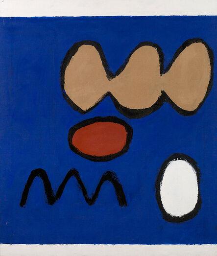 Raymond Hendler, 'Sir Grumpy the Starry Night (No. 9)', 1963