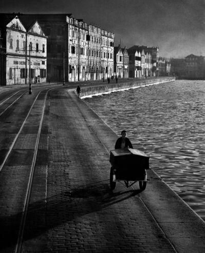 Fan Ho, ''As Evening Hurries By' Hong Kong', 1955
