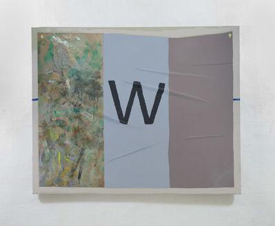 Luca Bertolo, 'Bandiera (Flag) #12', 2014
