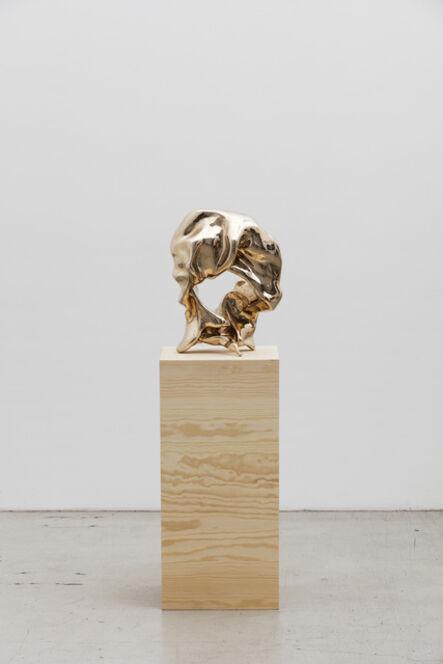 A Kassen, 'Bronze Pour XIII', 2015