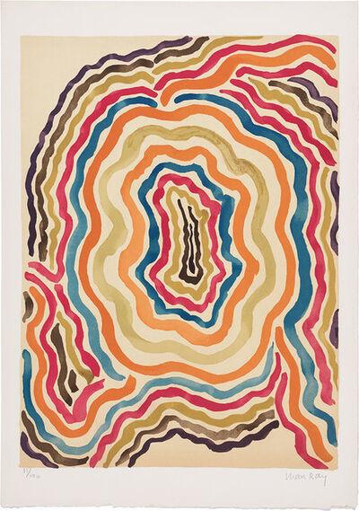 Man Ray, 'De L'Origine Des Éspèces Par Voie De Sélection Irrationelle (A. 58)', 1971