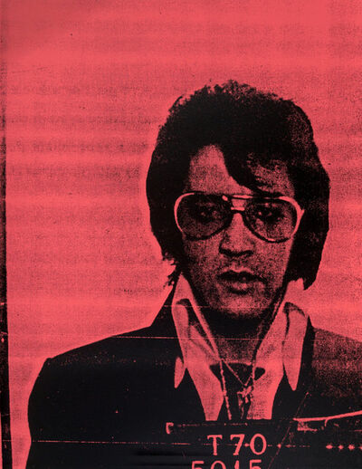 Russell Young, 'Elvis (Pink)', c. 2008