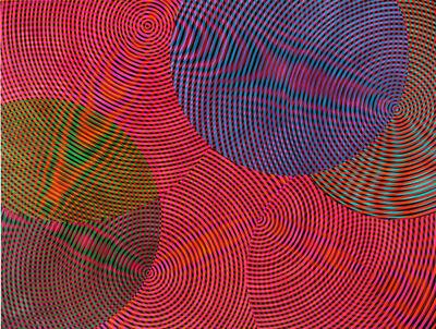John Aslanidis, 'Sonic No. 17', 2017