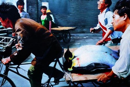 Wang Xingwei, 'New Beijing', 2001