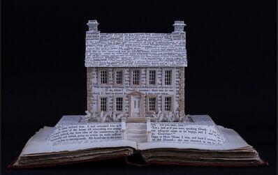 Su Blackwell, 'The Brontë Parsonage - Home to Charlotte Brontë', 2017