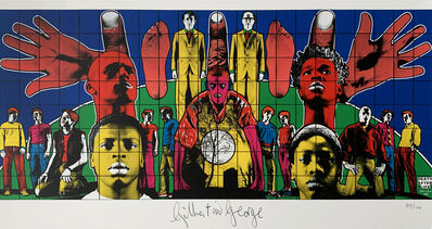 Gilbert and George, 'Death after Life', 2009