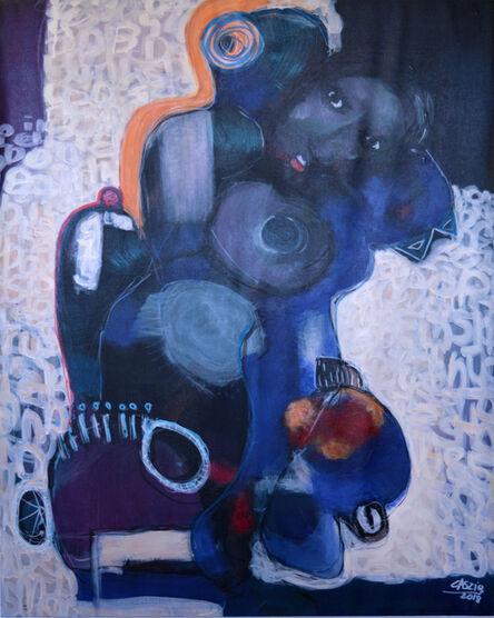 Casimir Bationo, 'La Seule Qui Reste (The Only One Left)', 2018