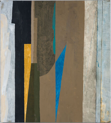 Otto Rogers, 'Three Part Unity'