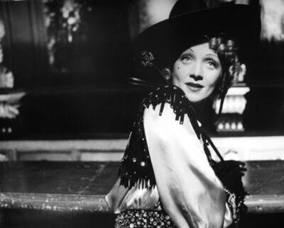 Louise Dahl-Wolfe, 'Marlene Dietrich', ca. 1938