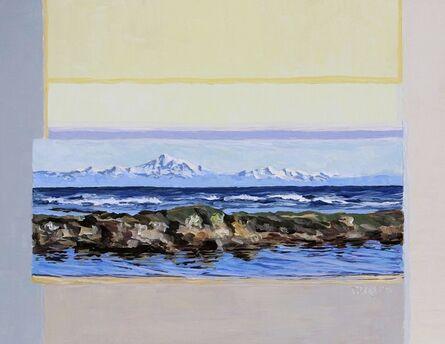 Terrill Welch, 'Winter Sun and Sea', 2021
