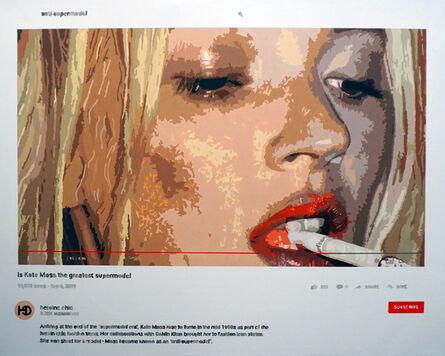 Joeggu Hossmann, 'Super anti heroine', 2020