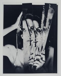 Carolee Schneemann, 'Eye Body 11', 1963