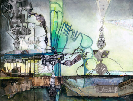 Jen McCleary, 'Machine', 2012