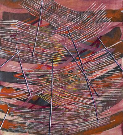Alyse Rosner, 'Iteration Vermillion', 2017