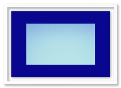Garry Fabian Miller, 'Blue in Blue', 2009