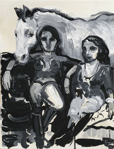 Suzy Spence, 'Two Riders on a Couch ', 2020