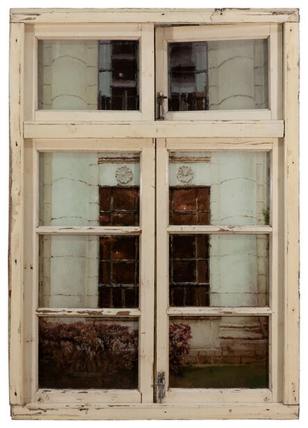 Li Qing 李青 (b. 1981), 'Neighbour's Window · St.Petersburg Style', 2013