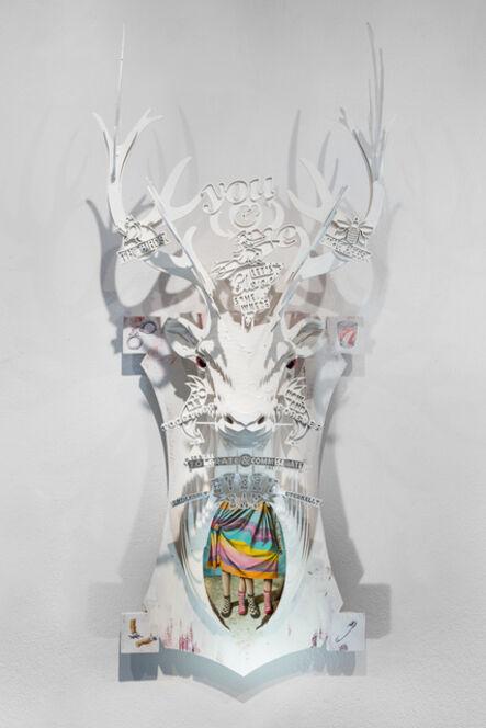 Mário Belém, 'Endearing Trophy', 2020