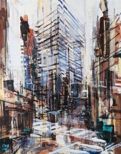 Sean Flood, 'Construction Chaos', 2014