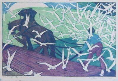 Ethel Spowers, 'The Plough', 1928