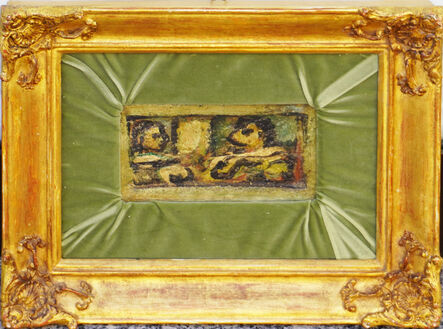 Georges Rouault, 'Duo Cirque', Early 20th Century