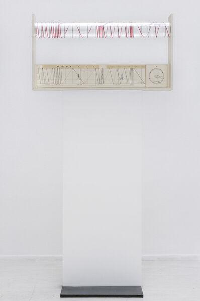 Bernhard Leitner, 'Spiral Space (Varying the Spiral Space Through Varying the Walking Speed)', 1976