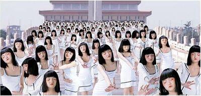 Cui Xiuwen, 'Angel No. 3', 2006
