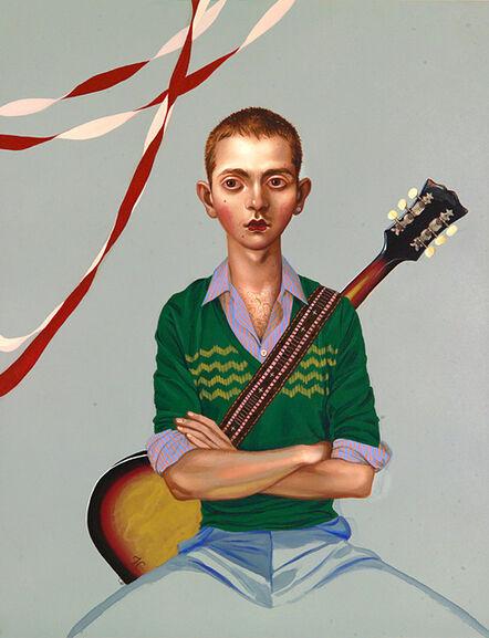 Timothy Cummings, 'Portrait of a Musician', 2007