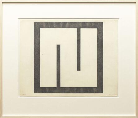 Julije Knifer, 'Untitled, 5-XII, Dec-16-17-1977', 1977