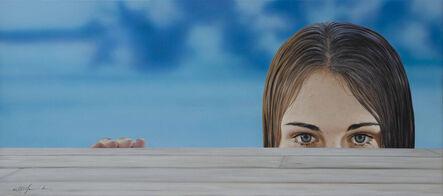 Gustavo Fernandes (b. 1964), 'Into The Blue', 2016