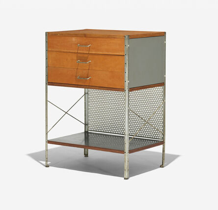 Charles and Ray Eames, 'Eames Storage Unit', 1950