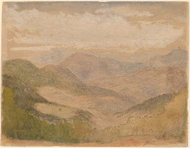 Stanford White, 'Blue Ridge Mountains', ca. 1898