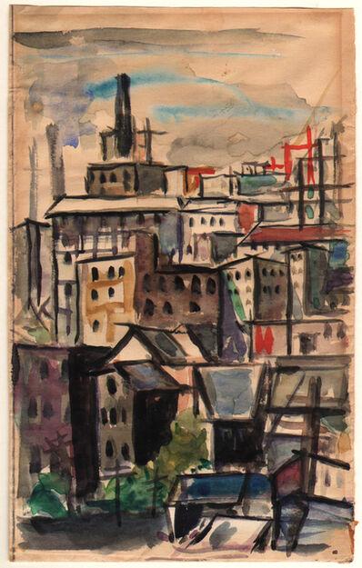 Dox Thrash, 'City View'