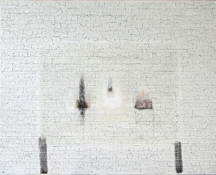 Lao Lianben, 'Monk's Table', 2015