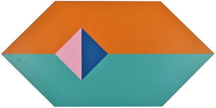 George E. Russell, 'Notch-Pyramid', 1974