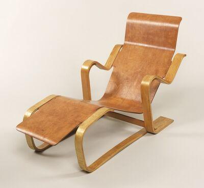Marcel Breuer, 'Long chair', 1936