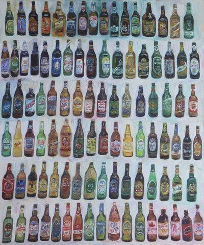 John Kilduff, '99 bottles of beer on the wall', 2020