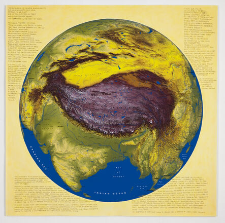 The Harrisons, 'Force Majeur Variation: Tibet Is the High Ground', 2011
