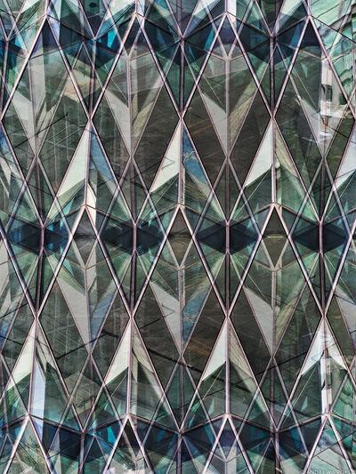 Andrew Prokos, 'Metropolis Abstracted #1', 2020