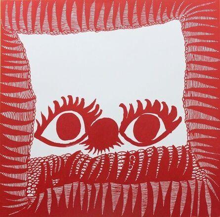 Yayoi Kusama, 'My Self Portrait done when I was heartbroken', 2010