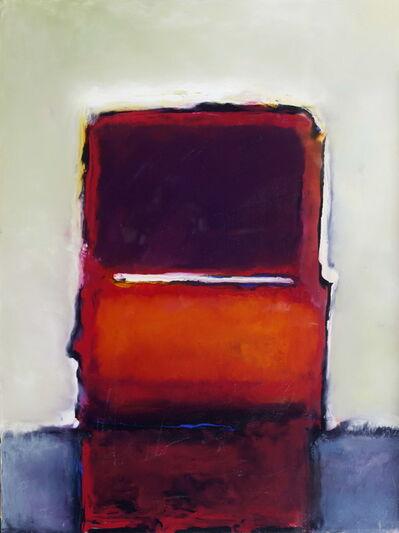John McCaw, 'Reflections', 2015