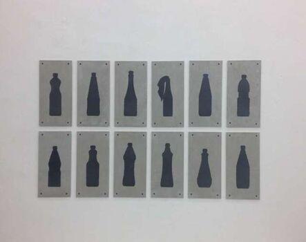 Dora Longo Bahia, 'Black Bloc', 2014