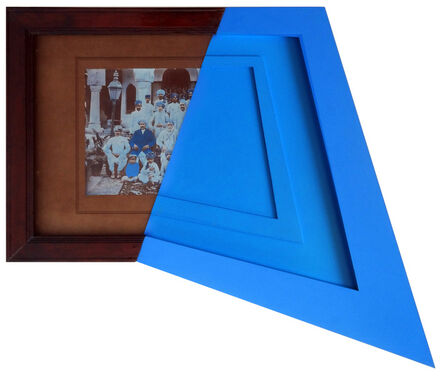 Nandan Ghiya, 'The Blue Screen', 2015